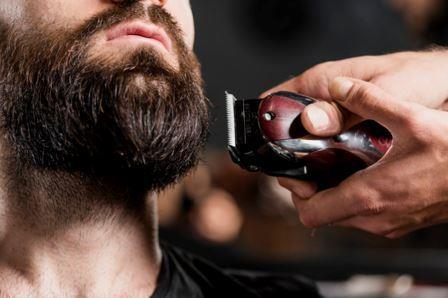 How to get a beard fade - Mossy Beard