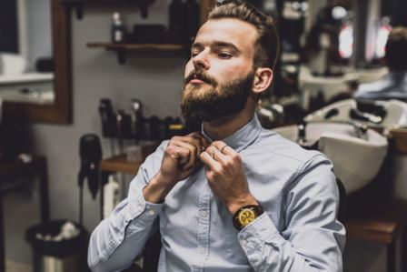 How to Use Beard Balm - Mossy Beard
